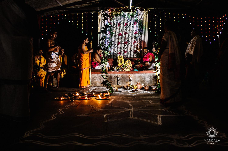święto Diwali w Indiach Gokarna