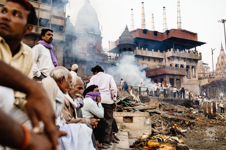 Waranasi — święte miasto Hindusów